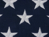 An Exteme Close-up of the Stars on an American Flag Photographic Print by Todd Gipstein