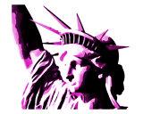 Liberty 1 Fotodruck von Peter Valente