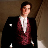 Spandau Ballet Tony Hadley Lead Singer of Pop Group Lmina fotogrfica