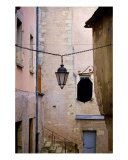 Alley Lantern Photographic Print by Janet Carr