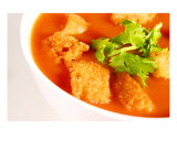 Tomato Soup Photographic Print by Krishna Swamy
