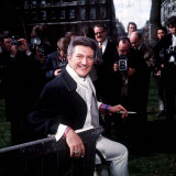 Liberace Musician Returns to London after Eight Years Fotografie-Druck