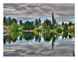 Reflections Photographic Print by vilhei v