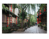 China Lijiang Old Town 11 Photographic Print by William Luo