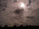Solar Eclipse, August Lambourn 1999 Photographic Print