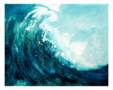 Wave I Photographic Print by Martine L'etoile