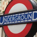 London, Underground Photographic Print by Keith Levit