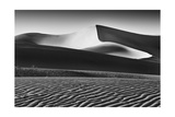 Sand Light, Death Valley Photographic Print by Steve Gadomski