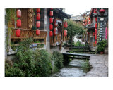 China Lijiang Old Town 9 Photographic Print by William Luo