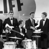 Cliff Richard and the Shadows, December 1963 Fotografisk tryk