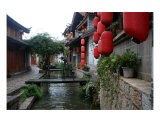 China Lijiang Old Town 5 Photographic Print by William Luo
