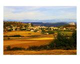 Saint Michel Observatoire - Alpes De Haute Provence Photographic Print by Patrick Morand