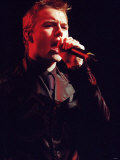 Ronan Keating of Irish Boyzone, Performing at Omagh Lesure Centre, Northern Ireland, January 1999 Photographie