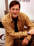 Spandau Ballet Singer Tony Hadley, July 2001 Lmina fotogrfica