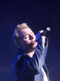 Ronan Keating Concert at the Waterfront Belfast, November 2000 Photographie