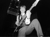 Pop Group Spandau Ballet True Tour, April 1983 Lmina fotogrfica