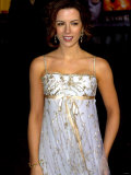 Kate Beckinsale Arriving, West End London Film Premier of the Aviator, December 2004 Photographic Print