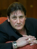 Tony Hadley, at the Royal Lancaster Hotel, Spandau Ballet, May 2004 Lmina fotogrfica