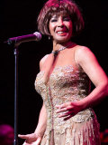 Dame Shirley Bassey in Concert in Belfast Waterfront Hall, Belfast, May 2000 Fotodruck