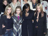 All Saints Arrive at the MTV Music Awards in Stockholm, Sweden Photographic Print
