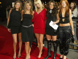 Girls Aloud, National Music Awards, October 2003 Fotografisk tryk