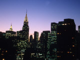 Skyline of New York City Photographic Print