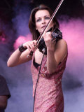 The Corrs at the Party in the Park, July 1999 Fotografie-Druck