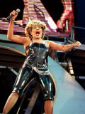 Tina Turner in Concert at Hampden Park Glasgow, July 2000 Fotografisk tryk
