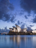 Sydney Opera House, Sydney, New South Wales, Australia Photographic Print by Walter Bibikow