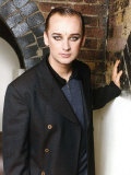 Boy George Photographic Print