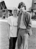 John Travolta and Olivia Newton-John, September 1978 Photographic Print
