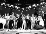 Live Aid Concert for the Feed the World Campaign for the Starving Millions in Africa, July 1985 Photographic Print