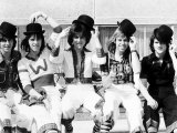 The Bay City Rollers Scottish Pop Group Photographic Print