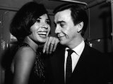 Shirley Bassey with Her Ex Husband Kenneth Hume Whom She Announced She was to Re-Marry Fotografie-Druck