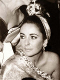 Elizabeth Taylor, January 1965 Photographic Print