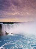 Waterfall at Niagara Falls, Ontario, Canada Photographic Print by Michele Falzone