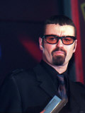 George Michael at Capital Radio Awards Where He Collected Best Male Vocalist and Best Album Awards Photographie