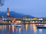 Ascona, Lago Maggiore, Ticino, Switzerland Photographic Print by Demetrio Carrasco