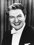 Liberace Pianist and Entertainer Fotografie-Druck
