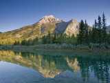 Mt. Lorette and Lorette Ponds, Peter Lougheed Provincial Park, Kananaskis Country, Alberta, Canada Photographic Print by Michele Falzone