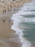 Australia, New South Wales, Sydney, Bondi Beach Photographic Print by Walter Bibikow