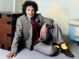 David Essex at His Mews Home Fotografisk tryk