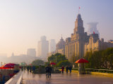 The Bund, Shanghai, China Photographic Print by Michele Falzone