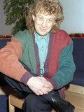 Noddy Holder Ex Singer Slade, 1993 Fotografisk tryk