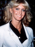 Olivia Newton John Photographic Print