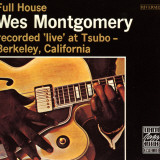 Wes Montgomery, Full House, Recorded Live at Tsubo in Berkeley, California Prints