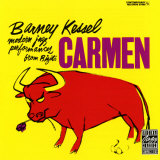 Barney Kessel, Japanese release of the Carmen Album Poster