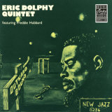 Eric Dolphy Quintet, Outward Bound Poster