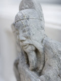 Chinese Statue, Wat Pho, Bangkok, Thailand Photographic Print by Russell Young
