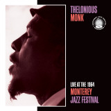 Thelonious Monk, Live at the 1964 Monterey Jazz Fest Photo